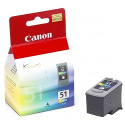 Cartucho de tinta compatible con Canon CL51 Color