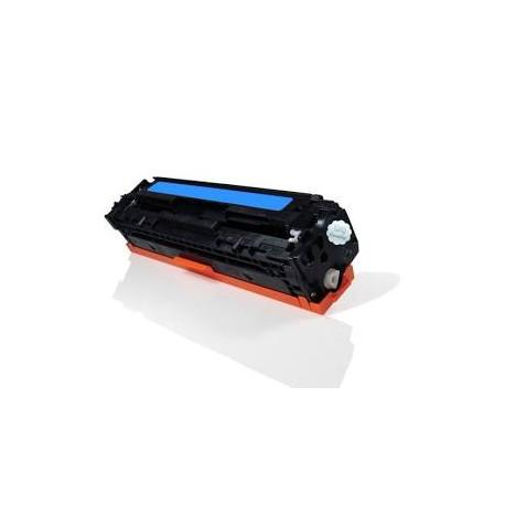 Cartucho de toner compatible con HP CE321A 128A Cyan 2.100 paginas
