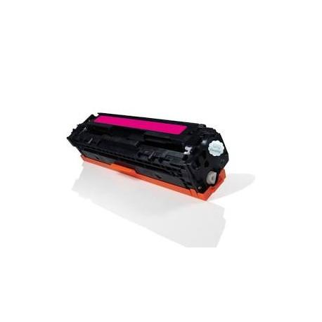 Cartucho de toner compatible con HP CE323A 128A MAgenta 2.100 paginas