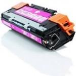 Cartucho de toner compatible con HP Q2683A Magenta