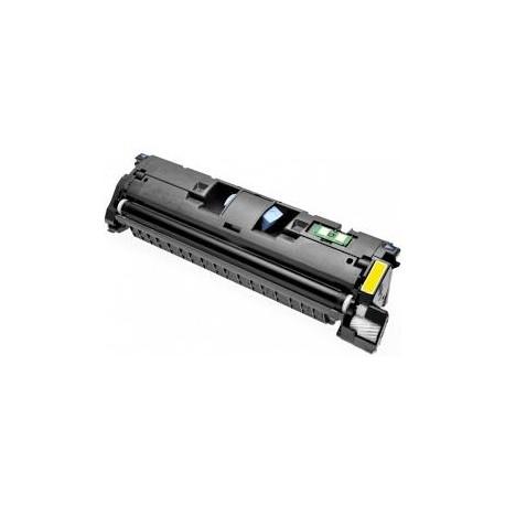 Utilizar ZC9702A -Cartucho de toner compatible con HP Q3962A Yellow (4.000 pag.)
