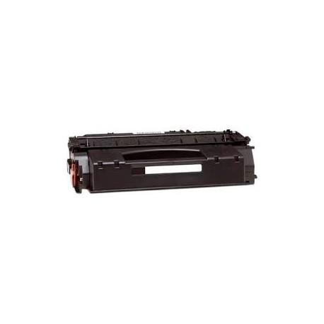 Cartucho de toner compatible con HP Q7553A Black (3.500 Pag.)