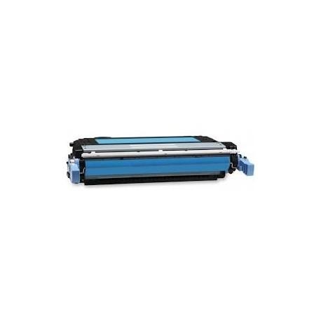Cartucho de toner compatible con HP Q7561A Cyan (3.500 Pag.)