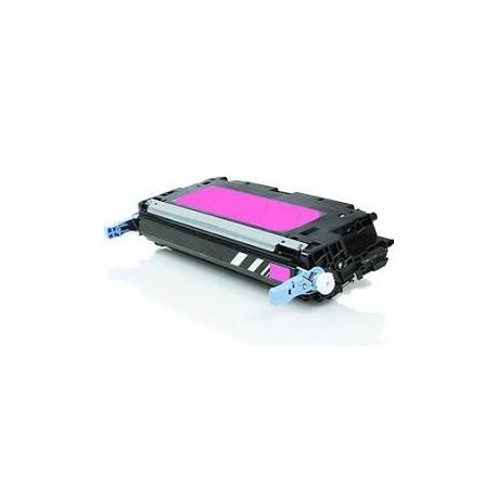 Cartucho de toner compatible con HP Q7563A Magenta (3.500 Pag.)