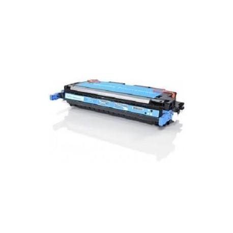 Cartucho de toner compatible con HP Q7581A Cyan (6.000 pag.)
