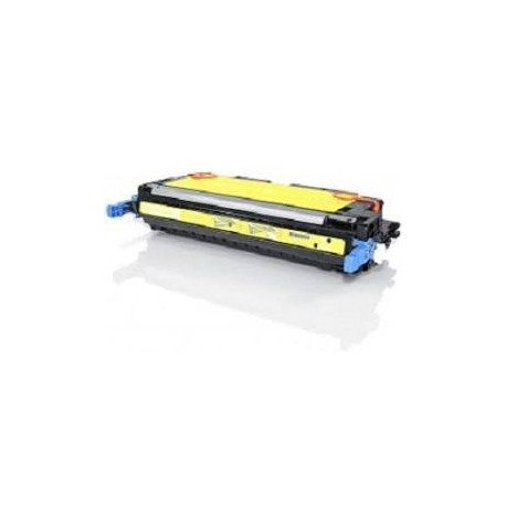 Cartucho de toner compatible con HP Q7582A Yellow (6.000 Pag.)