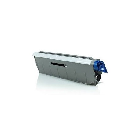 Cartucho de toner compatible con Oki C9100/C9200 41963604 Black (15.000 Paginas)
