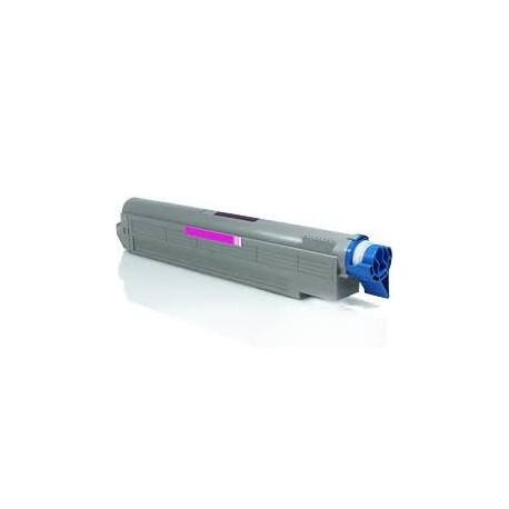 Cartucho de toner compatible con OKI 42918914 Magenta 15.000 pag