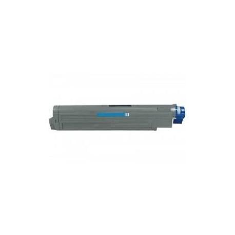 Cartucho de toner compatible con OKI 42918915 Cyan 15.000 pag