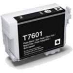 Cartucho T7601 de tinta negra