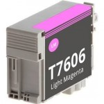CARTUCHO TINTA COMPATIBLE EPSON T7606 MAGENTA LIGHT C13T76064010