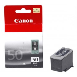 Cartucho de tinta compatible con Canon PG50 Black