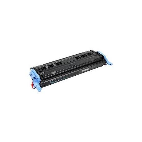 Cartucho de toner remanufacturado compatible con HP Q6000A Black (2.500 Paginas)