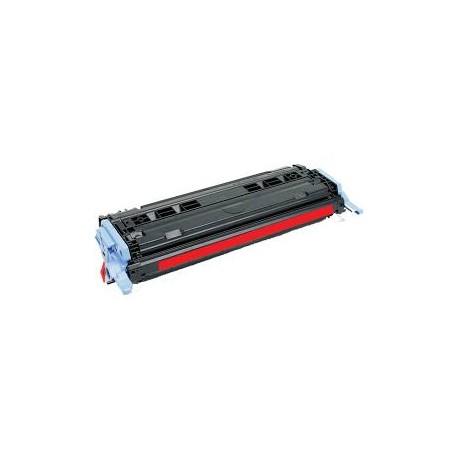 Cartucho de toner remanufacturado compatible con HP Q6003A Magenta (2.000 Paginas)