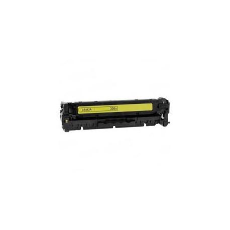 Toner compatible HP LJ Pro400color/M451dw/M451nw/Pro 300 color MFC M375nw/M475dn Yellow
