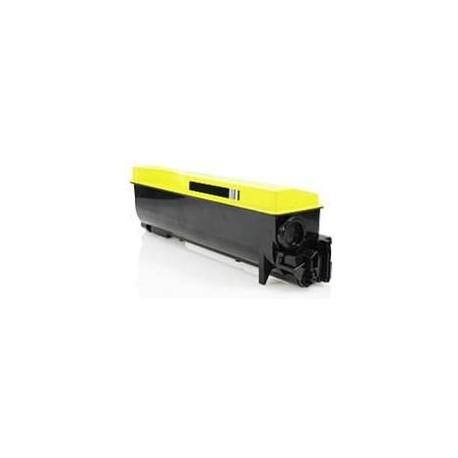Cartucho de toner compatible con KYOCERA TK-560YELL. 10000Pag.
