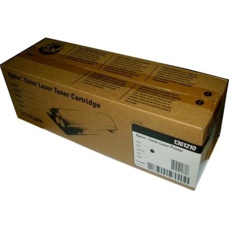 Cartucho de toner compatible con Lexmark 1361210 Black (4.000 pag.)