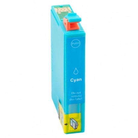 Tinta compatible EPSON T02W2/T02V2 502XL CYAN REF. C13T02W24010 C13T02V24010