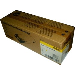 Toner compatible con Lexmark 1361213 Yellow 4k