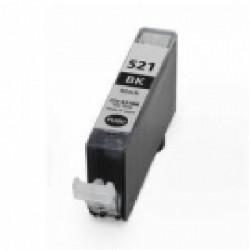 Cartucho de tinta compatible con Canon CLII521BK Foto (10,5ML)