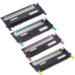 Toner compatible DELL 1230/1235CN BK 1500 páginas