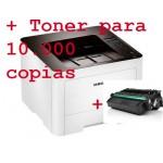 Impresora Samsung ProXpress SL-M4025ND Reacondicionada + toner adicional gratis