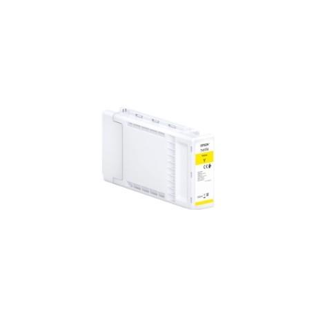 CARTUCHO de tinta Epson T41F4 Pigmentada COMPATIBLE Reemplaza C13T41F440/C13T41R440 Amarillo