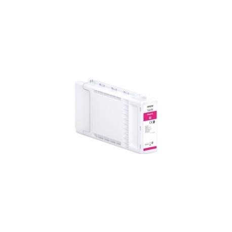 CARTUCHO de tinta Epson T41F4 Pigmentada COMPATIBLE Reemplaza C13T41F440/C13T41R440 MAGENTA