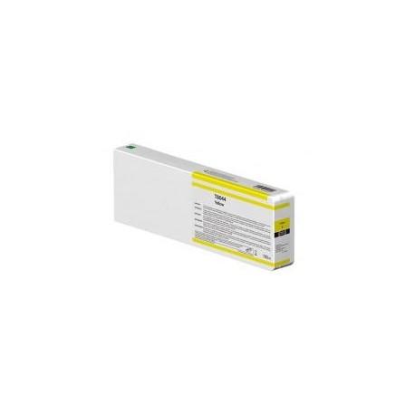 TINTA COMPATIBLE EPSON T8044 T8244 AMARILLO