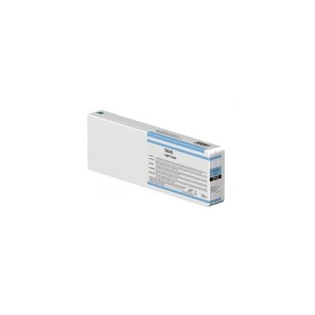 TINTA COMPATIBLE EPSON T8045 T8245 CYAN LIGHT