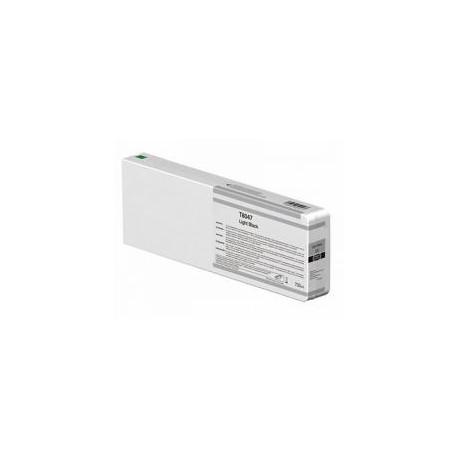TINTA COMPATIBLE EPSON T8047 T8247 NEGRO LIGHT