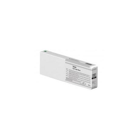 TINTA COMPATIBLE EPSON T8049 T82429 NEGRO LIGHT LIGHT