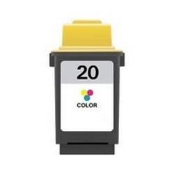 Cartucho de tinta compatible con Lexmark 15M0120 Tricolor N120