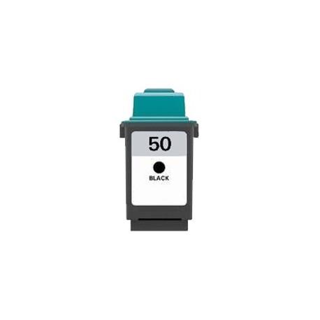Cartucho de tinta compatible con Lexmark 17G0050 Black N50