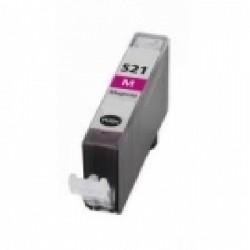 Cartucho de tinta compatible con Canon CLII521M Magenta (10,5ML)