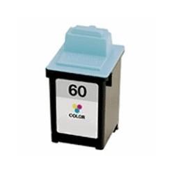 Tinta Compatible LEXMARK 17G0060 Tricolor N60