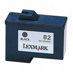 Cartucho de tinta compatible con Lexmark 18L0032 Black N82