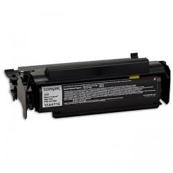 Toner Compatible LEXMARK 12A4715 Negro 12k