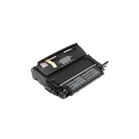 Cartucho de toner compatible con Lexmark 12A5845 Black (25.000 pag.)