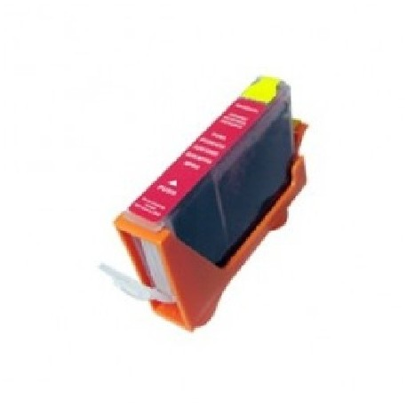 Cartucho de tinta compatible con Canon CLI8M Magenta
