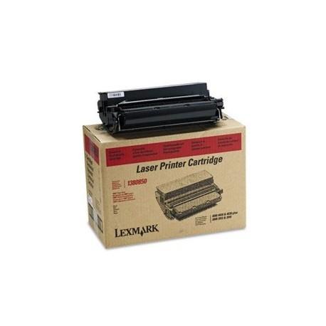 Cartucho de toner compatible con Lexmark 1380850 Black (7.000 pag.)