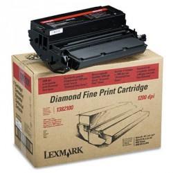 Toner Compatible LEXMARK 1382100 Negro 7k