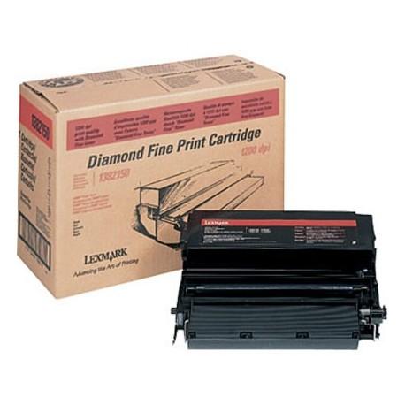 Cartucho de toner compatible con Lexmark 1382150 Black (12.800 pag.)