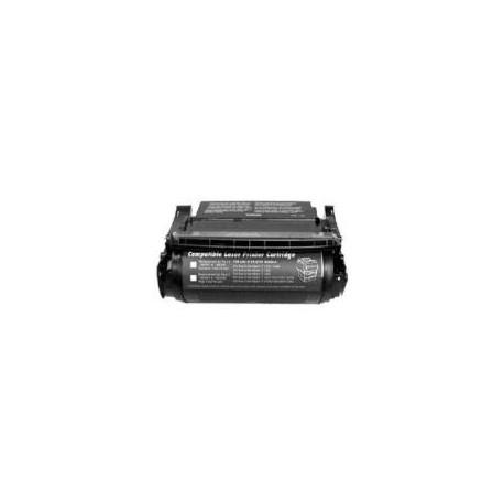 Cartucho de toner compatible con Lexmark 1382620 Black (7.500 pag.)