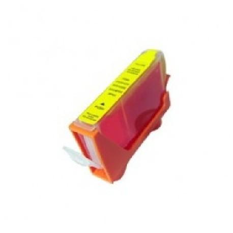 Cartucho de tinta compatible con Canon CLI8Y Yellow