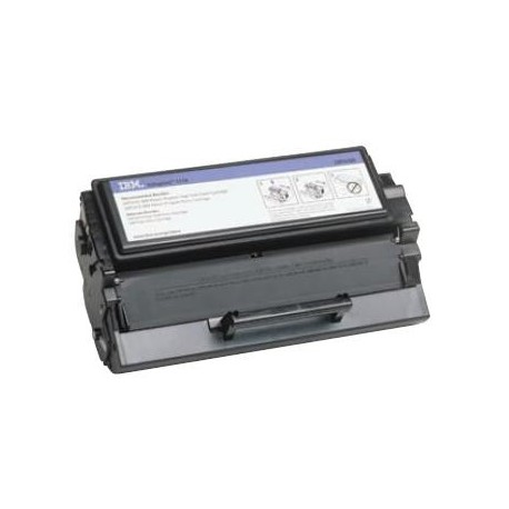 Cartucho de toner compatible con Lexmark 28P2406 Black (3.000 pag.)