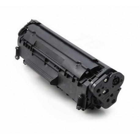 Cartucho de toner compatible con HP Laserjet 1010/1012/1015/1018 -Q2612A Black (3.000 pag.) Alta Capacidad