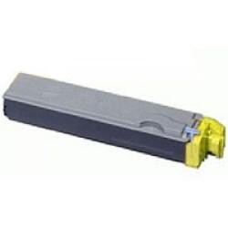 Toner Compatible Kyocera Mita TK510Y Amarillo 8k
