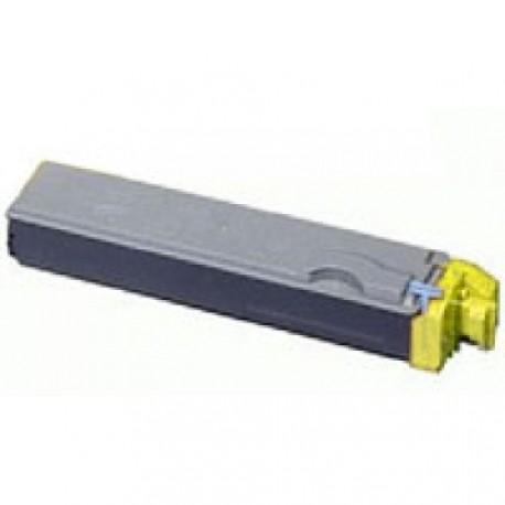 Toner Comaptible con Kyocera MIta TK510Y Yellow 8.000 pag
