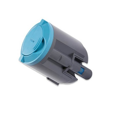 Cartucho de toner compatible con Samsung CLP300 Cyan (1.000 Pag.)